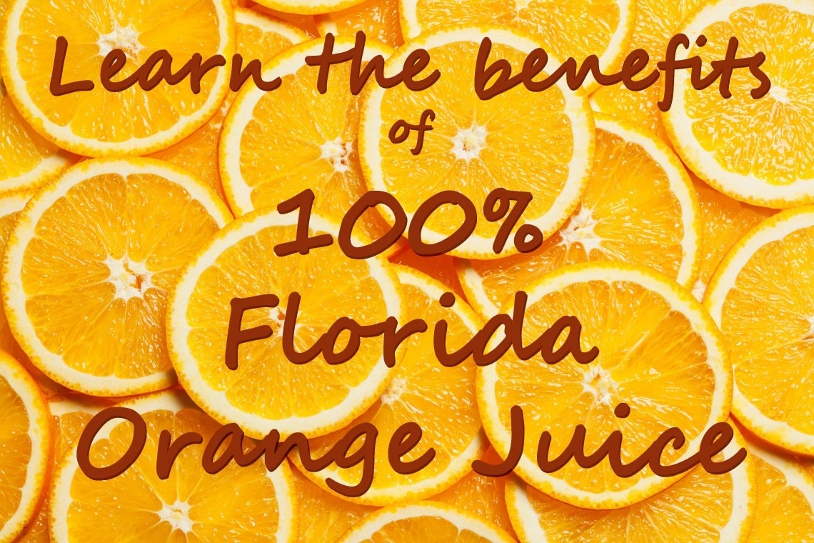Learn the benefits of 100% Florida Orange Juice at the #AmazingInside Twitter Party! - This Mama Cooks! On a Diet
