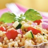 Bruschetta Couscous Salad