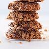 Gluten Free Pecan, Oat, and Dark Chocolate-Chunk Cookies