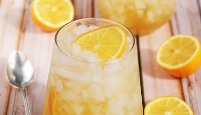 Meyer Lemon Shrub Mixer