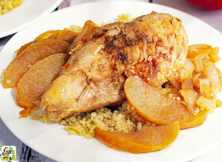 One Pot Chicken Recipes: Chicken Normandy à la Marie-Celine | This ...