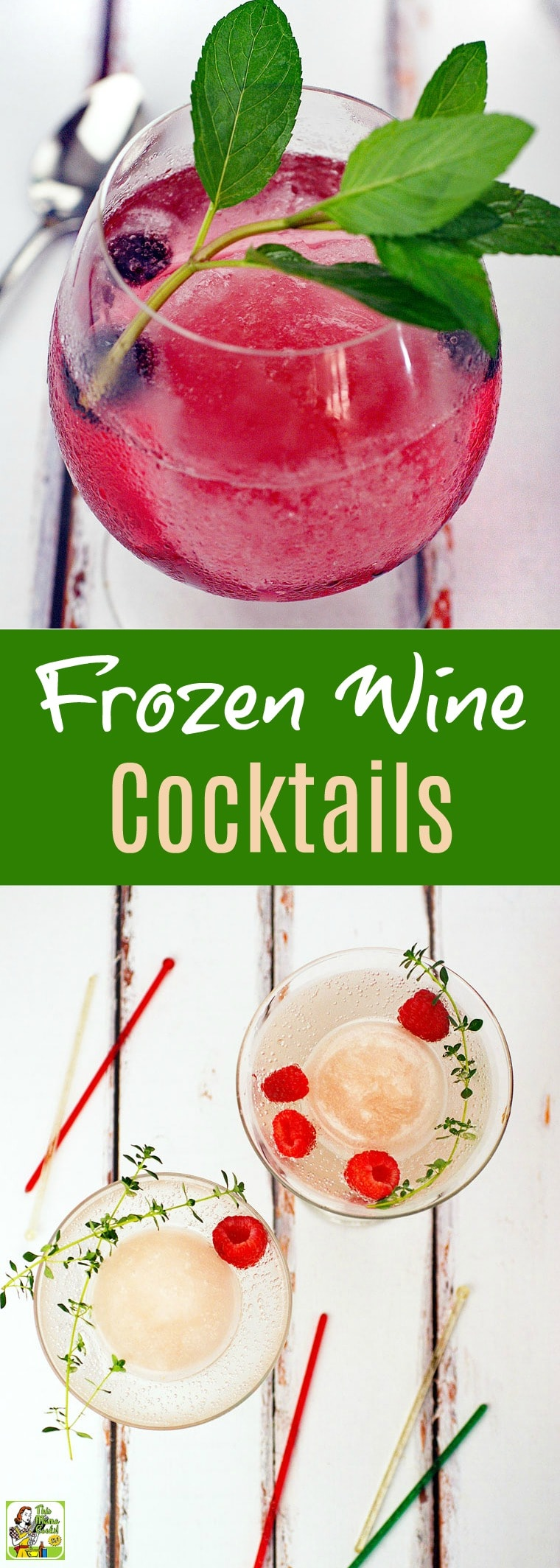 Looking for unique frozen wine drink recipes or blender cocktail recipes for your cookout party? Click to learn how to make Frozen Wine Cocktails. Get recipes for both a skinny wine cocktail and a slushy wine cocktail. These Arbor Mist Frozen wine cocktails will be a hit at your party.