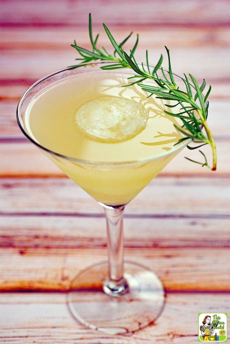 Delightful white wine cocktail recipes