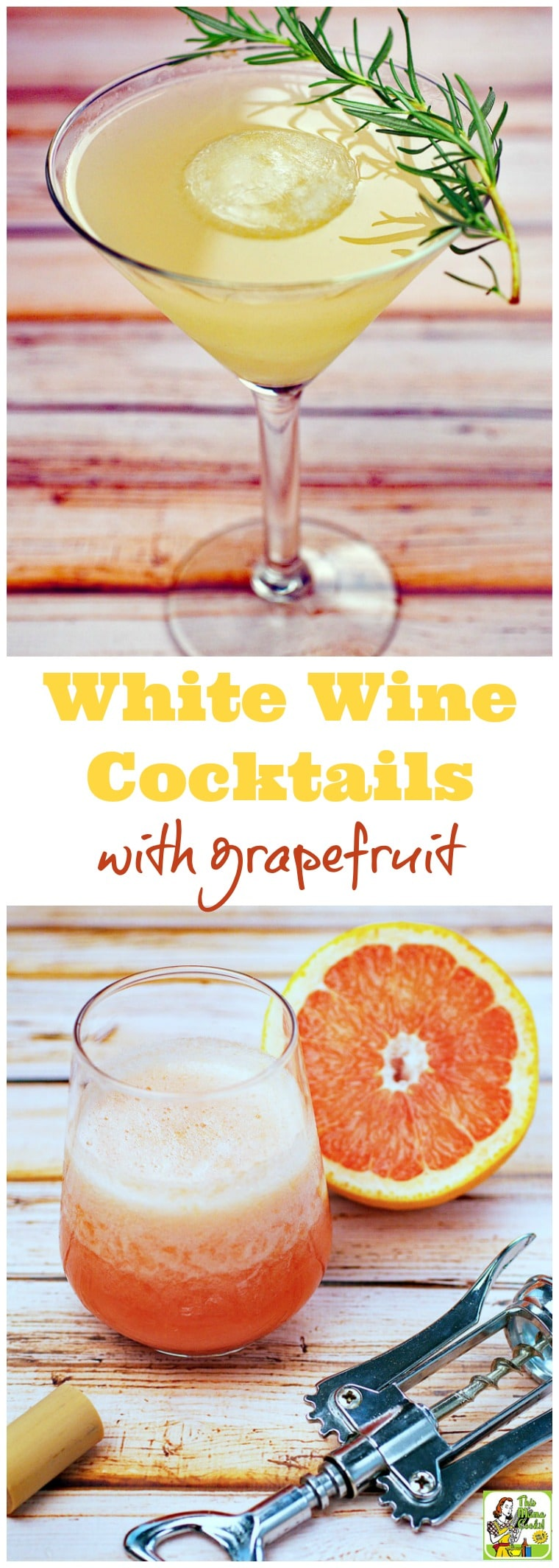 White Wine Cocktail Recipes