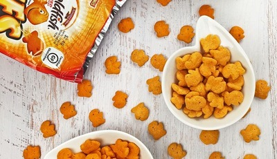 Goldfish® goes gluten free with Goldfish® Puffs
