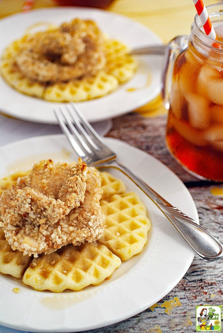 Gluten Free Chicken and Waffles Recipe
