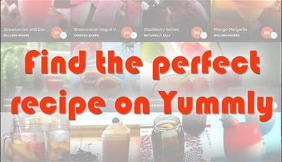 Find the perfect recipe on Yummly!