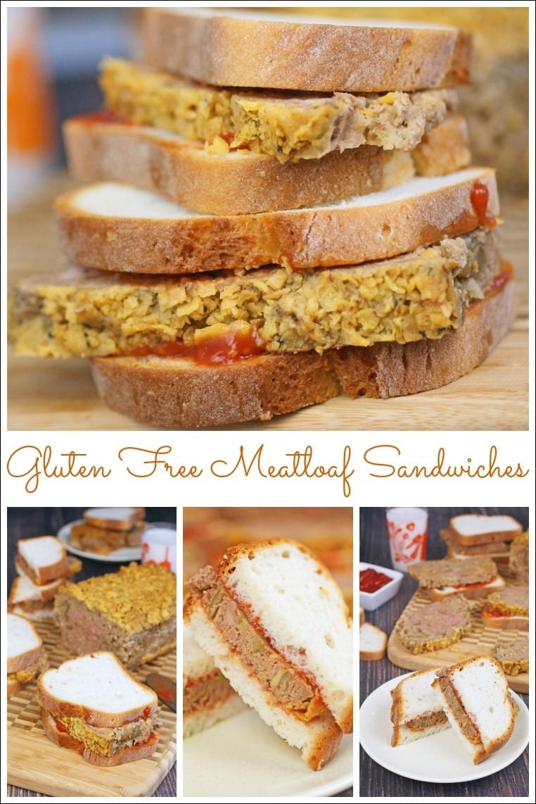 Are you looking for the best meatloaf sandwich recipe? This is it and you wouldn't even know it was gluten free and dairy free, too! Get this easy to make school night recipe Gluten Free Meatloaf Sandwich recipe at This Mama Cooks! On a Diet