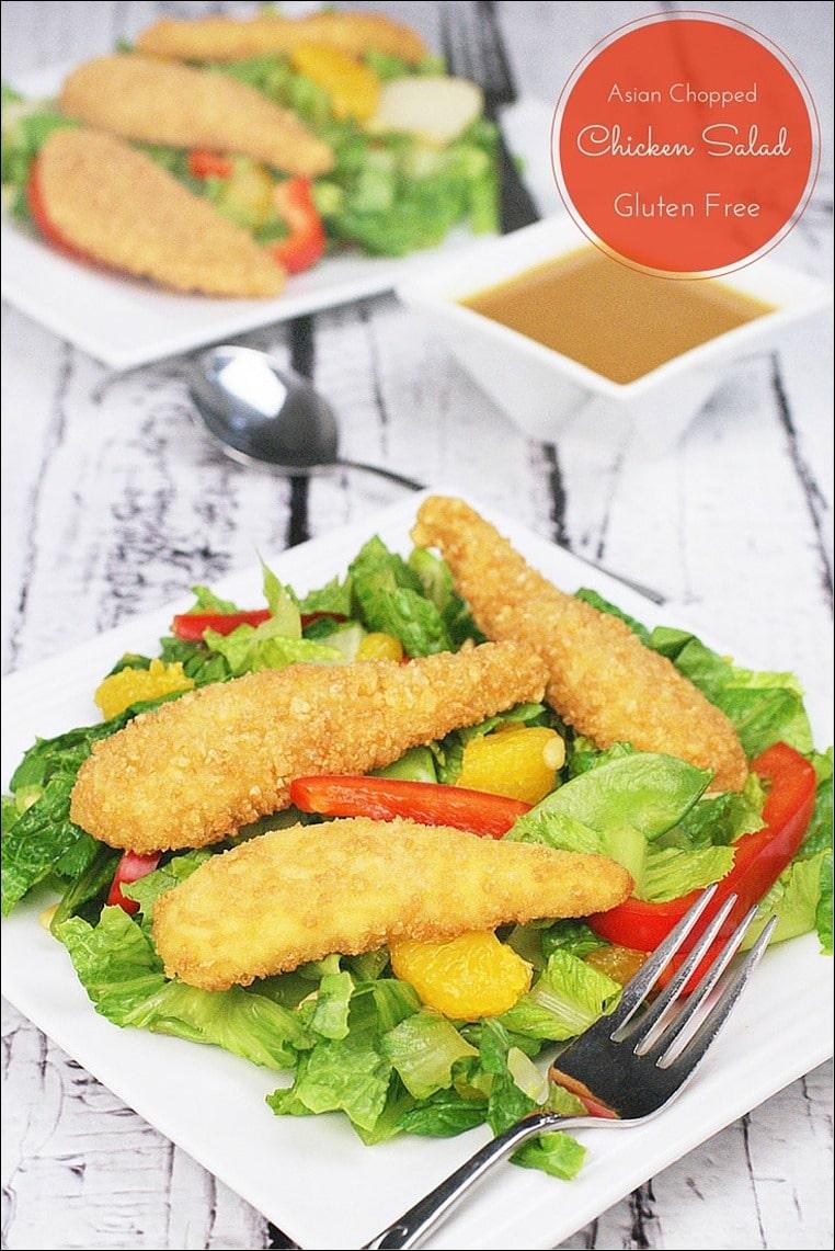 Asian Orange Ginger Vinaigrette Recipe — Dishmaps