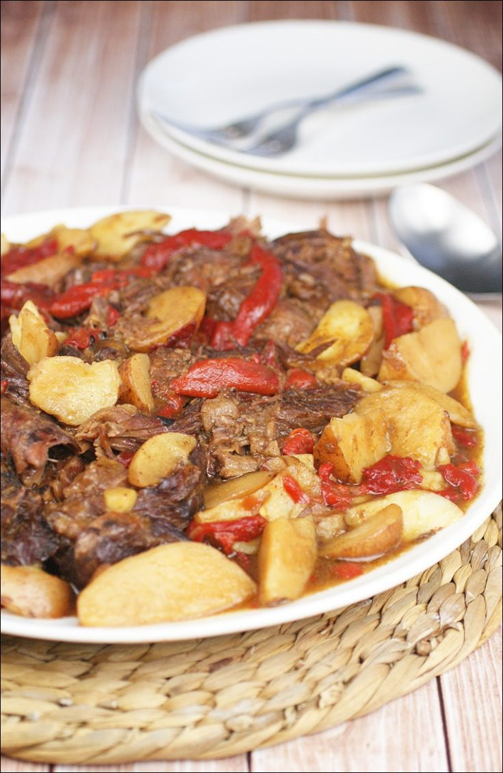 Gluten Free Slow Cooker Pot Roast Recipe