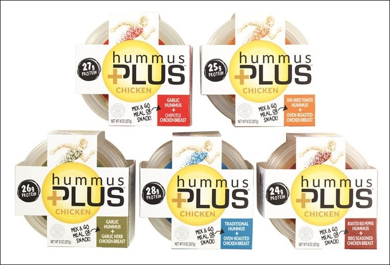 Dinner (and More!) On the Go with Hummus Plus. Learn more about all the varieties of Hummus Plus at This Mama Cooks! On a Diet