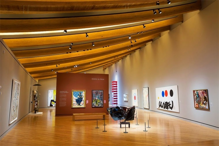 Wondering what there is to do in Bentonville, Arkansas? Try the Crystal Bridges Museum of American Art. Learn more fun things to do in Northwest Arkansas at This Mama Cooks! On a Diet