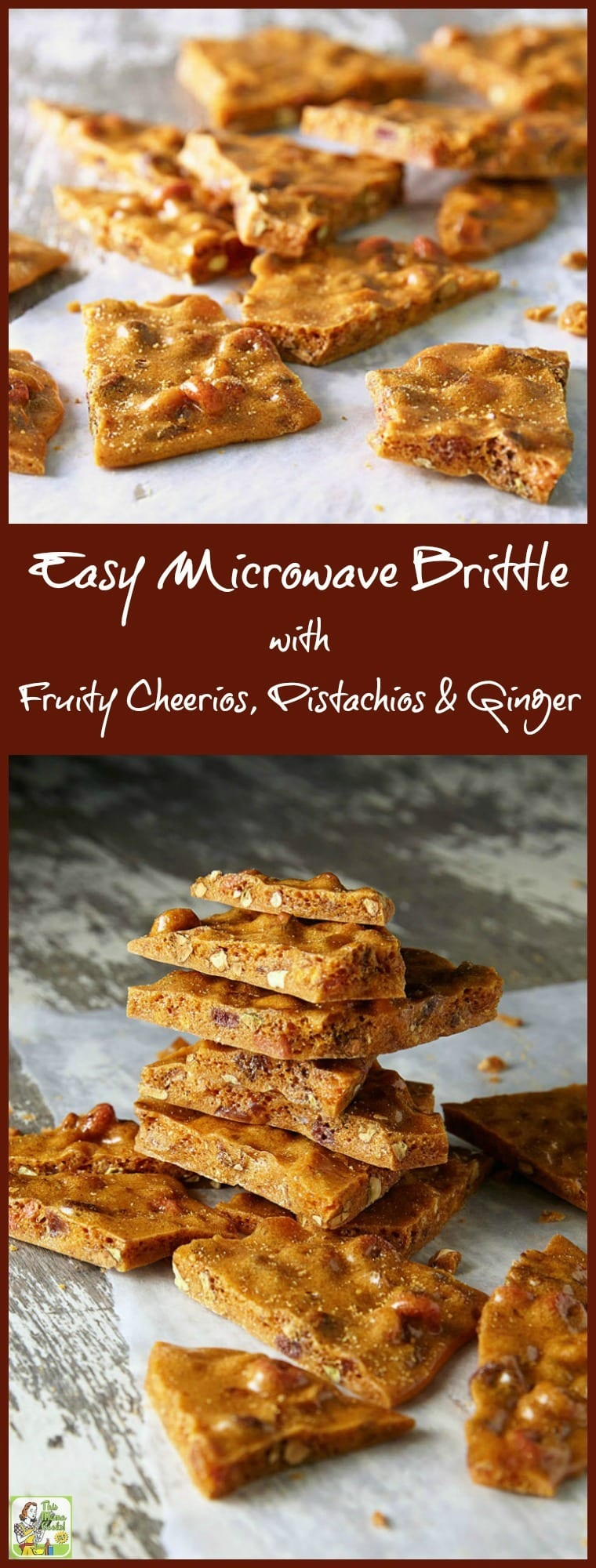How To Make Easy Microwave Brittle As A Homemade Holiday Gift