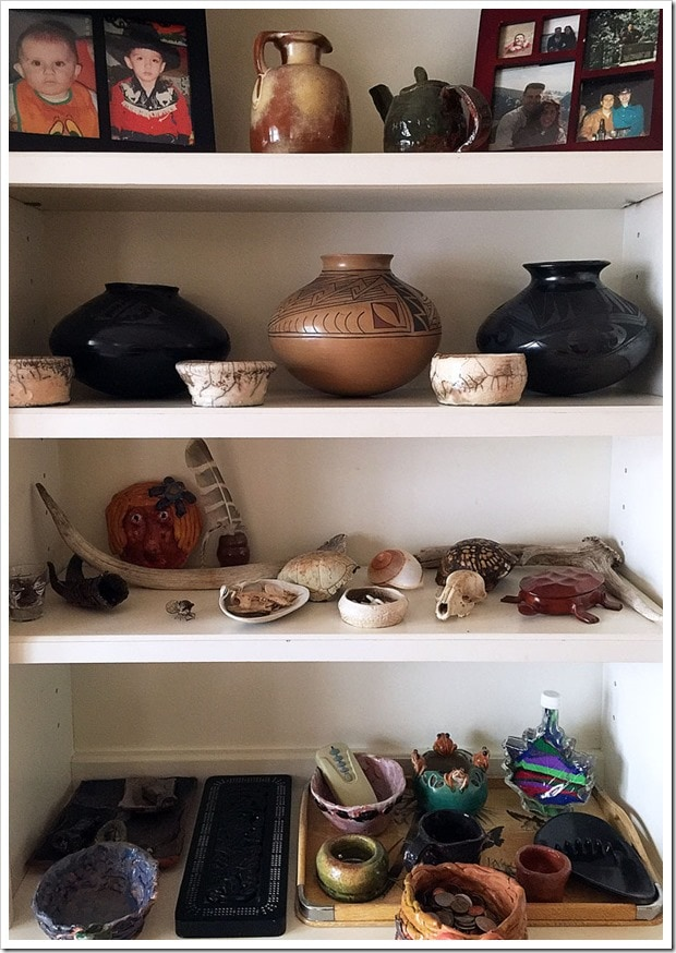 Tidying up your collections makes you happier and ready to work!