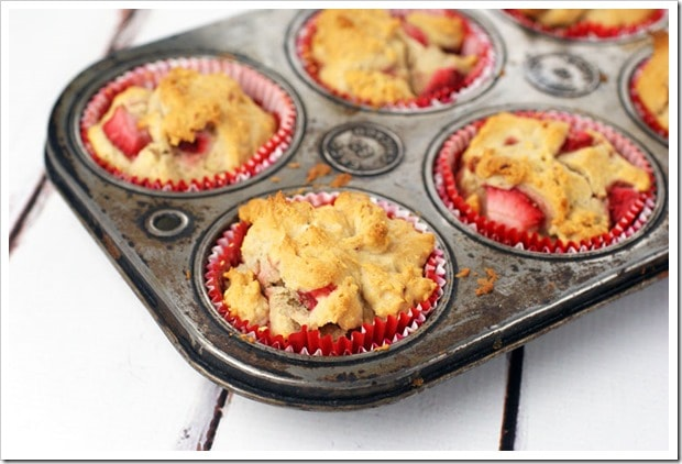 Gluten-Free-Strawberry-Yogurt-Muffins-1