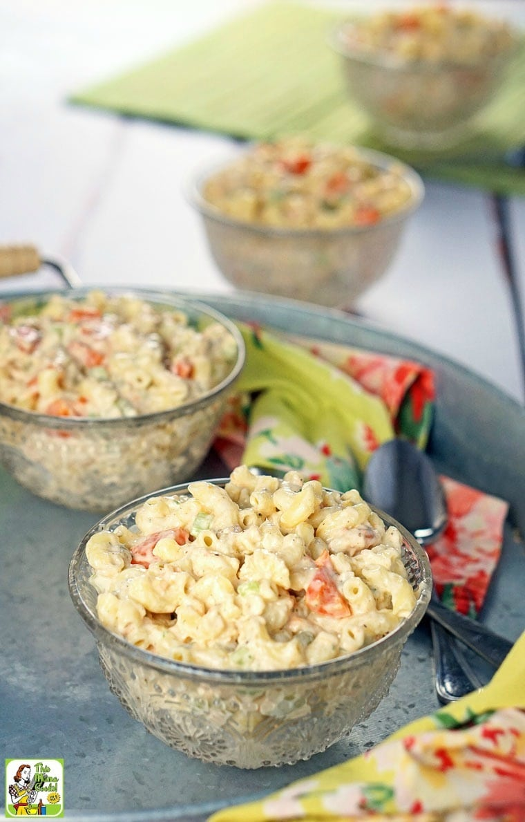 This Mama's tips for making perfect Easy Macaroni Salad