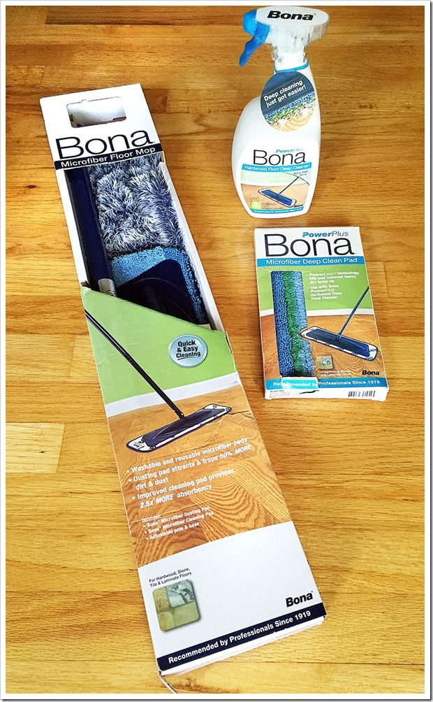 Why You Should Do Your Spring Cleaning With Bona 174 Hardwood