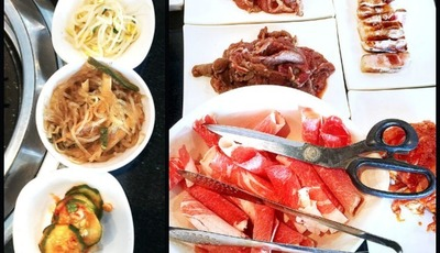 In search of Korean barbecue with the AARP® Credit Card from Chase