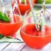 Sparkling Savannah Vodka Watermelon Cocktail Recipe