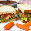 Easy Gluten Free Meatloaf Stuffed with Mashed Potatoes