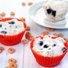 Looking for a healthy, protein packed Greek yogurt breakfast recipe? Click to get this Easy Frozen Greek Yogurt Bites recipe. Terrific as a healthy after school snack!