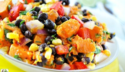 Southwestern Sweet Potato Salad Recipe