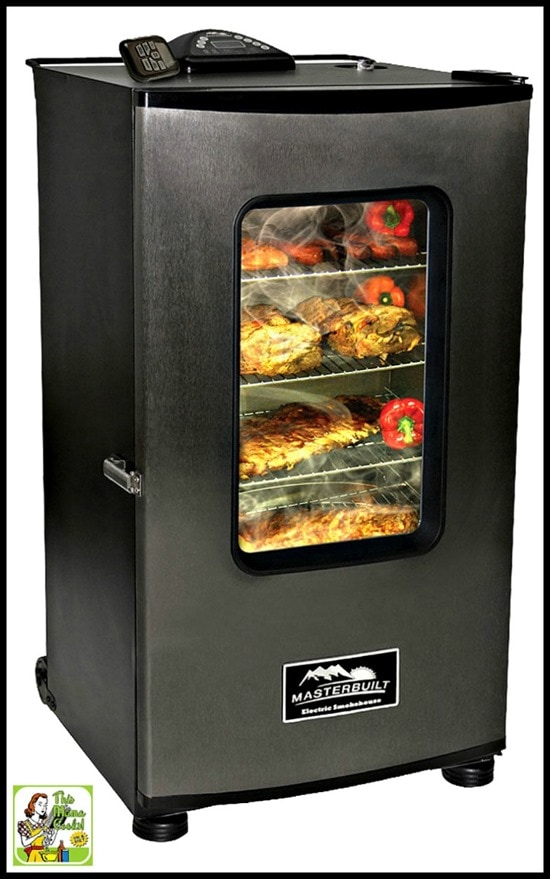 5 Reasons To Buy Masterbuilt Electric Smokers A