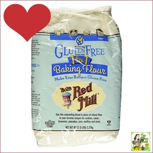 Best Gluten Free Products List: Bob's Red Mill Gluten-Free 1-to-1 Baking Flour is my favorite. It makes gluten free baking easy!