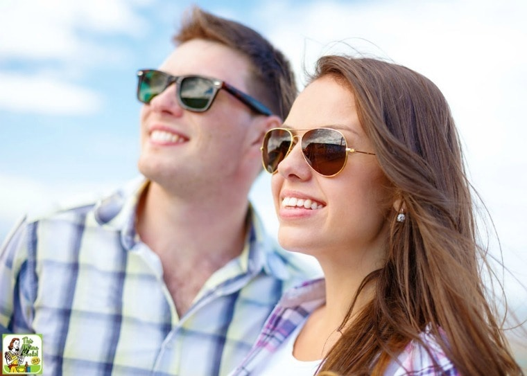 Four reasons why your teen needs sunglasses