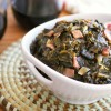 Sweetened Collard Greens Recipe