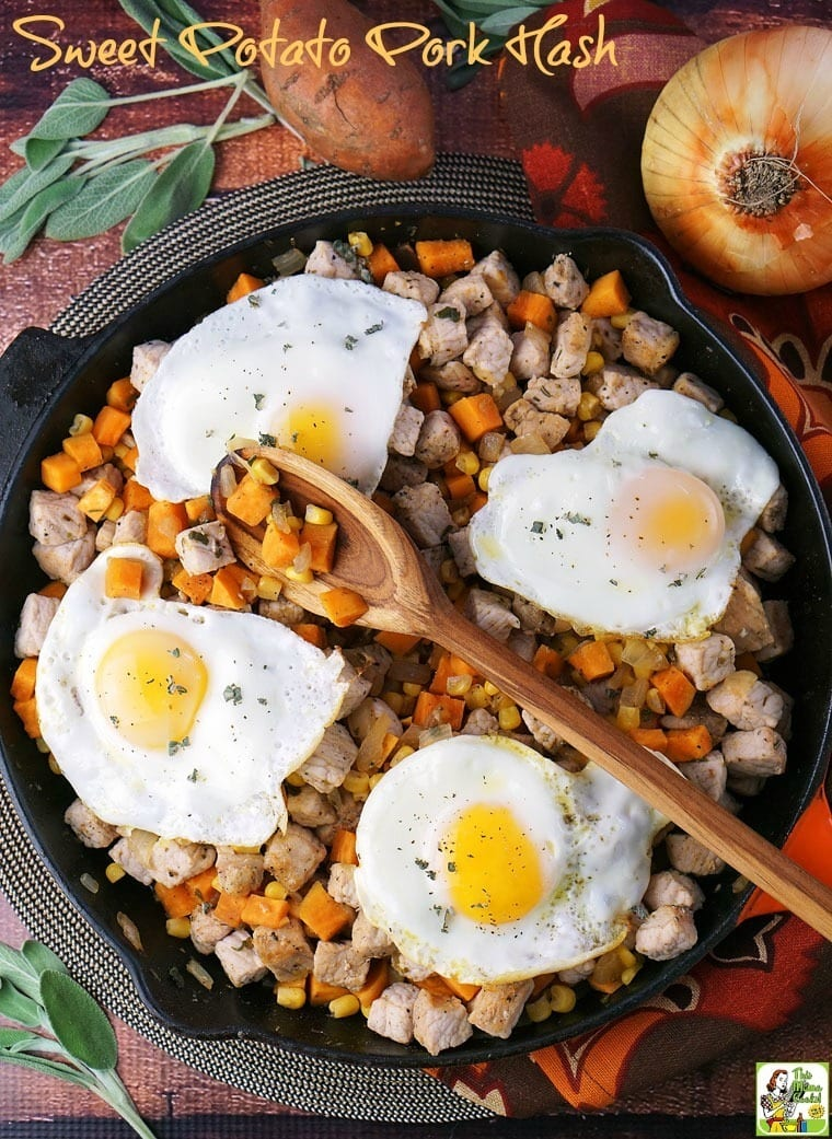 Learn how to make a delicious brinner hash recipe in 30 minutes or less!