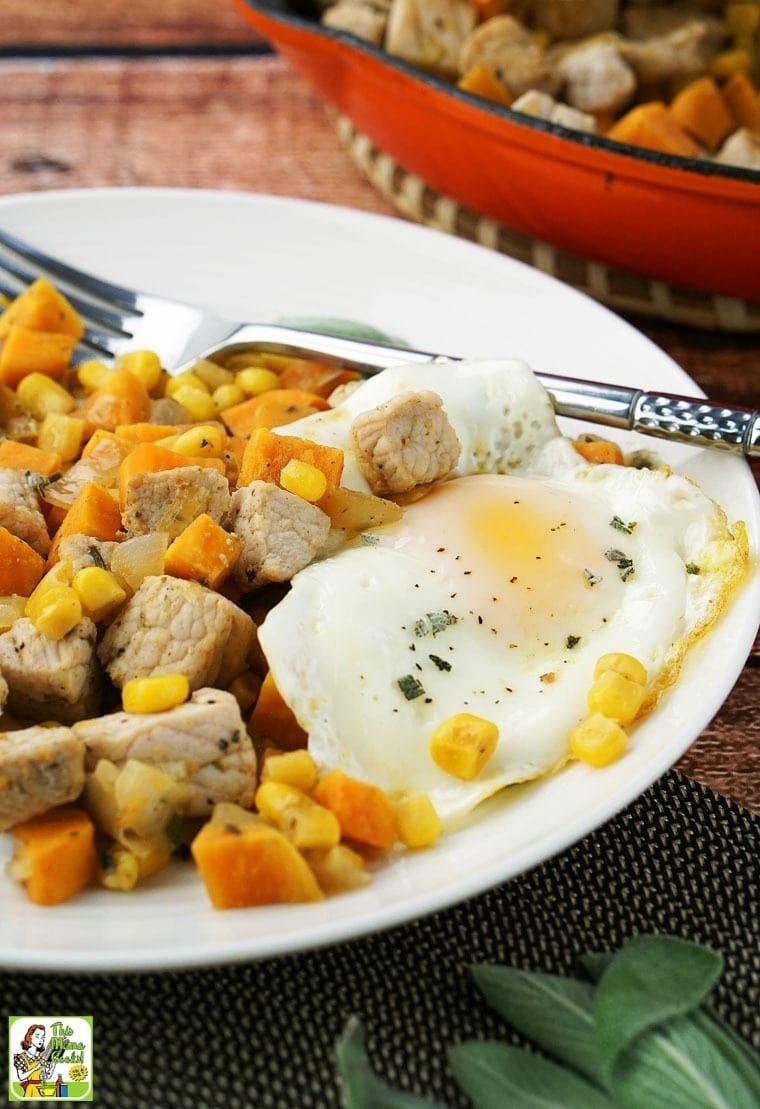 Get tips for tips for making a quick hash recipe including how to make perfect sunny-side up eggs.