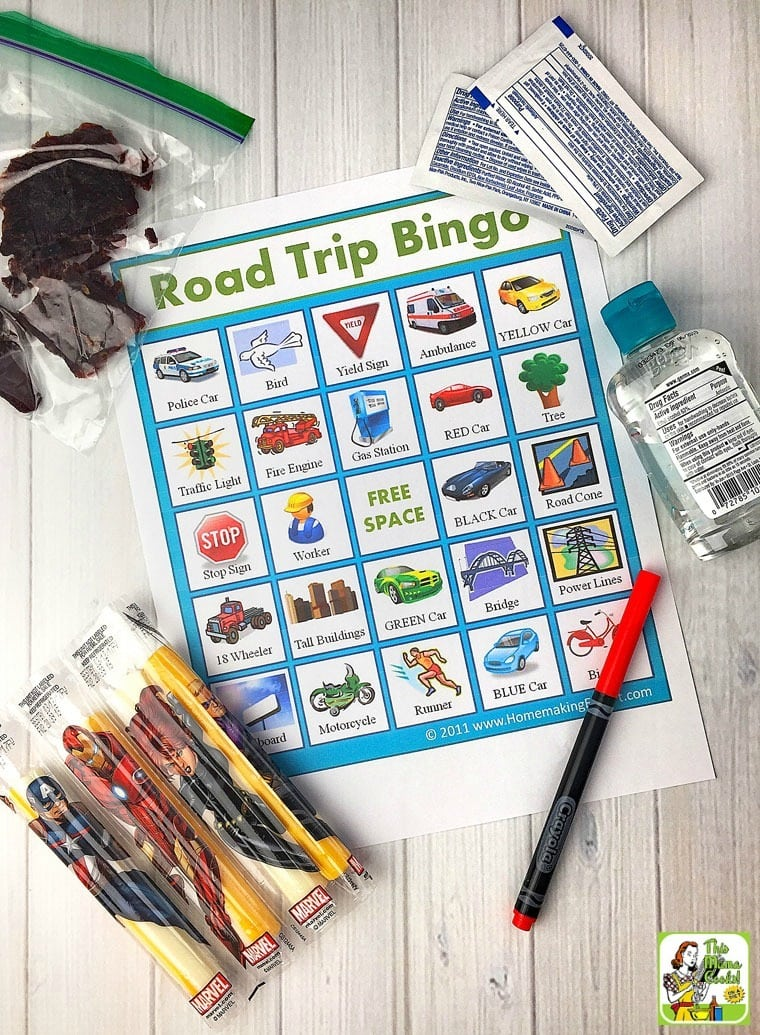 Tips on how to travel by car with kids