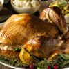 Smoked Turkey Brine Recipe with Smoked Turkey Rub.