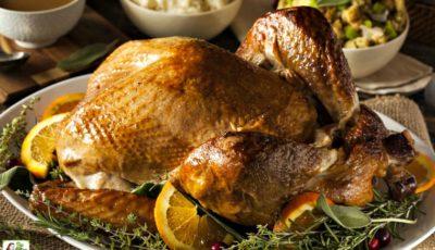 Smoked Turkey Brine Recipe with Smoked Turkey Rub.