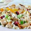 Turkey Apricot Rice Salad Recipe