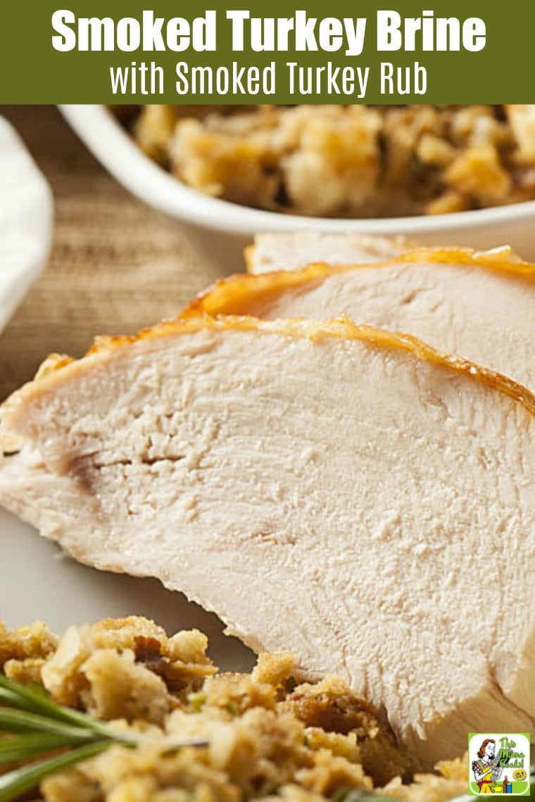 Slices of turkey and stuffing