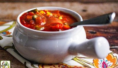 How to open a few cans to make Easy Slow Cooker SPAM Soup