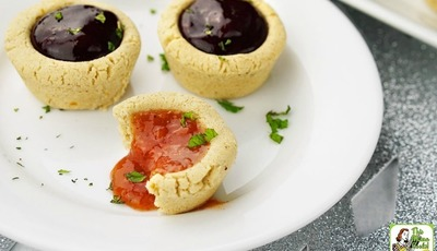 You'll love these Easy to Make Filled Sugar Cookie Cups