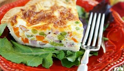 Make a Quick & Easy Quiche recipe everyone will love