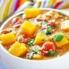 Easy Chicken Stew with Roasted Butternut Squash and Quinoa