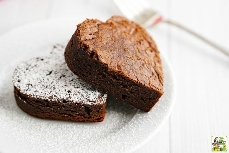 Best Gluten Free Fudgy Brownies Ever recipe