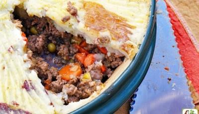 Gluten Free Shepherd's Pie recipe