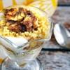 Banana and Yogurt Parfaits with Quinoa