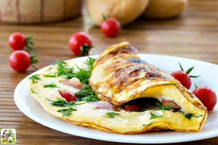 Omelette aux Fines Herbes Recipe