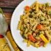 PPasta Salad with Roasted Vegetables Recipe