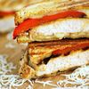 You'll Love How Easy This Grilled Chicken Panini Sandwich Is to Make!