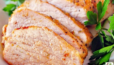 How to make a Fig Glazed Pork Tenderloin recipe into many meals