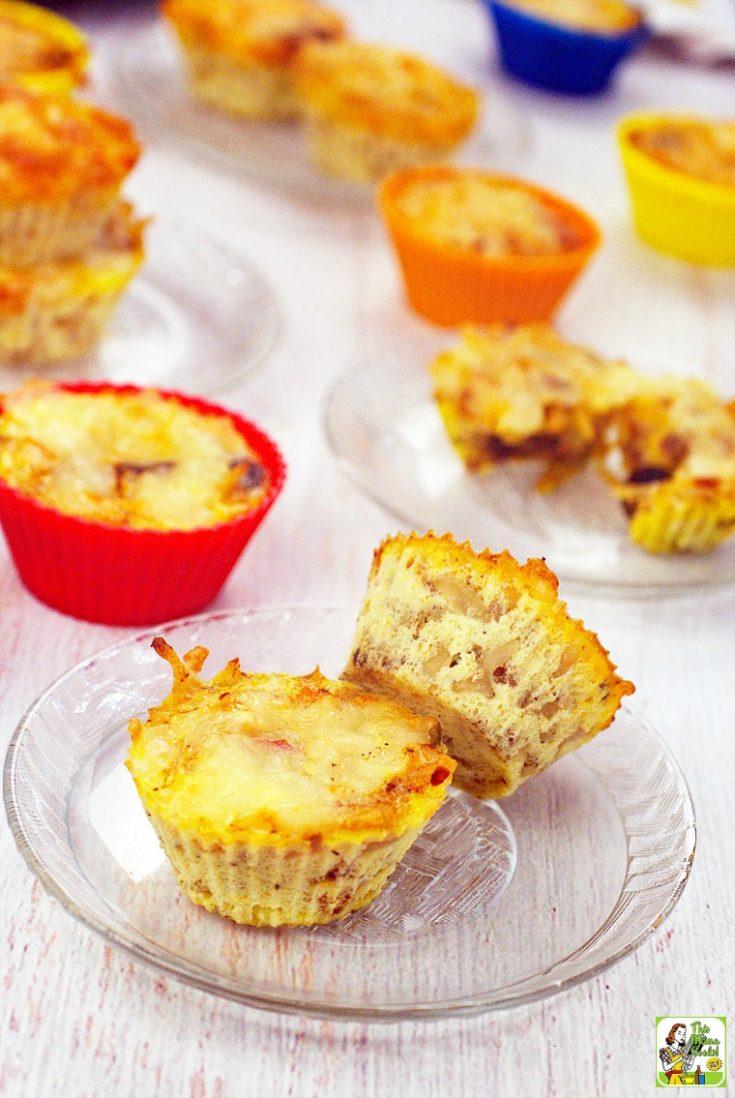 Hash Brown Sausage Muffins Recipe