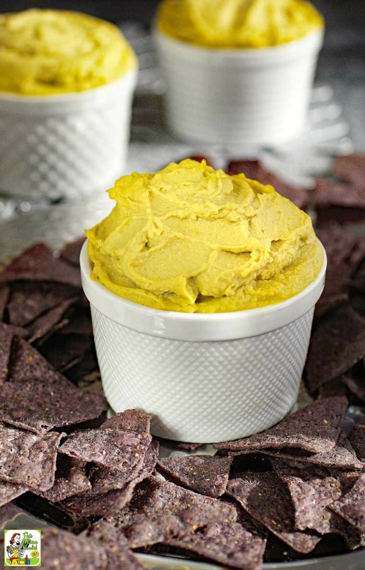 Looking for homemade hummus recipes? Try Avocado Hummus.